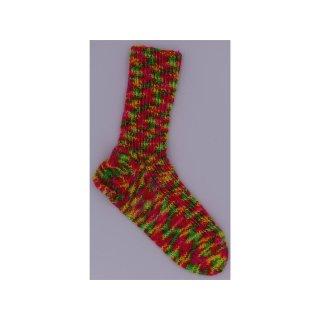 Handgestrickte Socken OnLine Gr. 34/35
