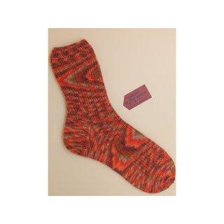 Handgestrickte Socken BOHO Gr. 42/43