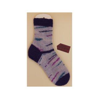 Handgestrickte Socken Nubes  Gr.38/39